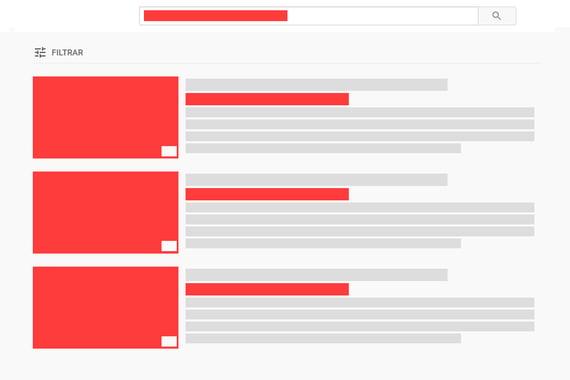 Estudiar cómo han funcionado las palabras clave en YouTube