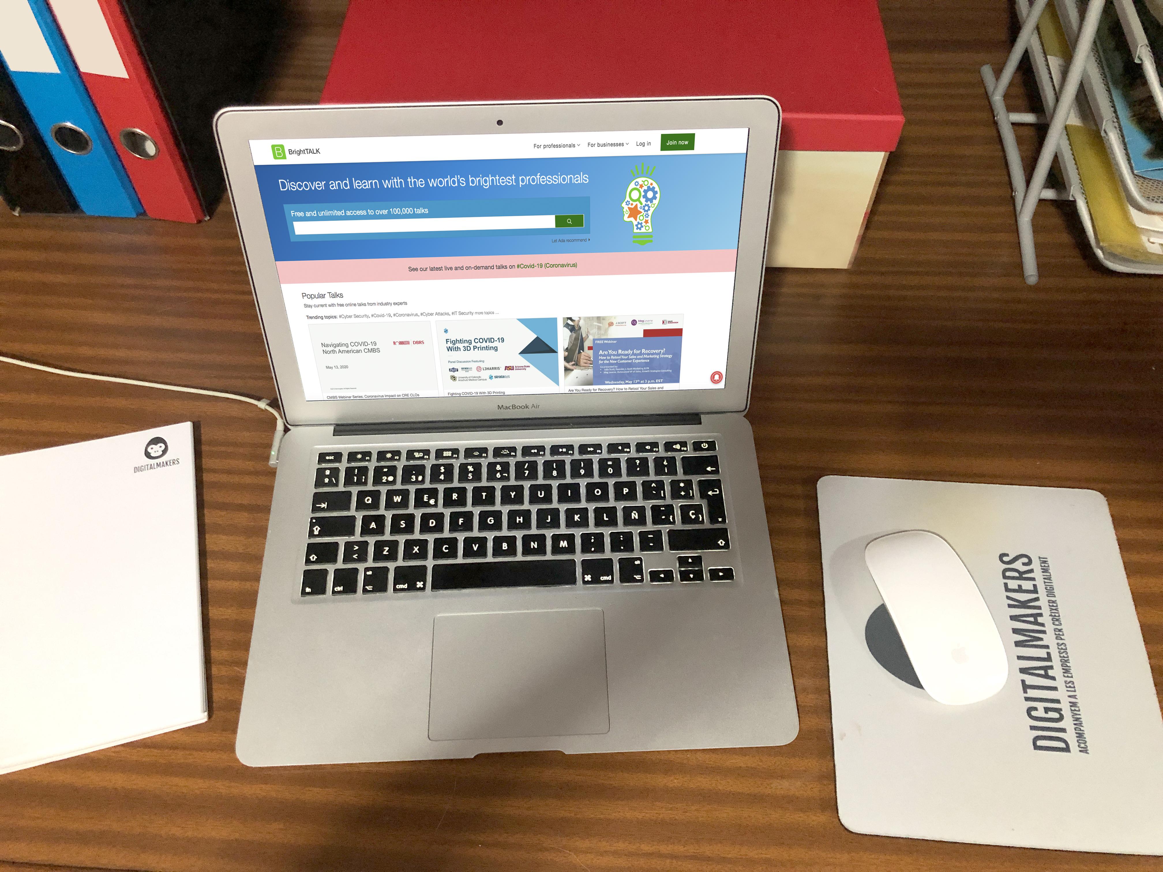 Avantatges integrar BrightTalk i Hubspot