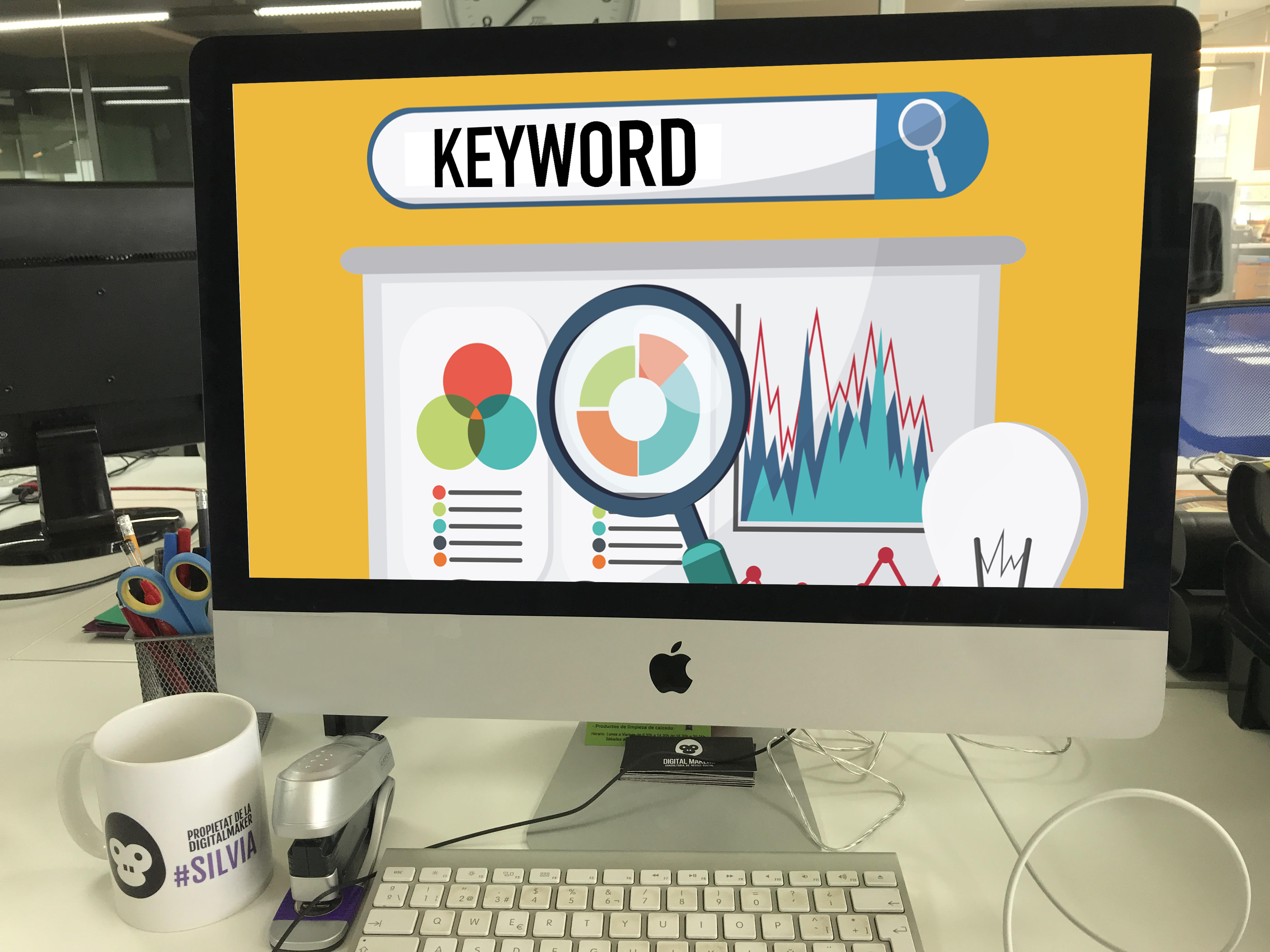 Tools to manage Keywords