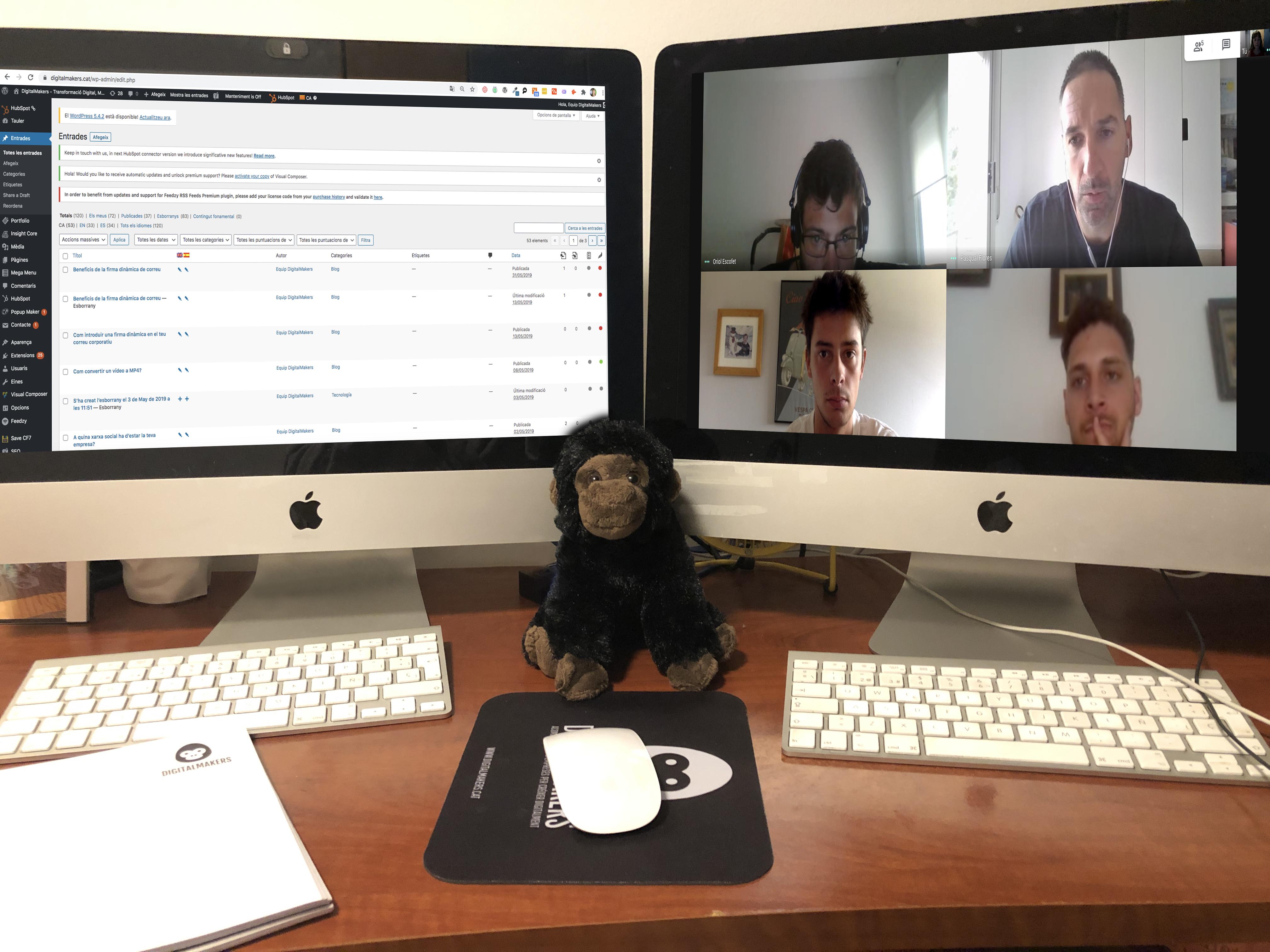 Com crear una plataforma de videocursos en línia